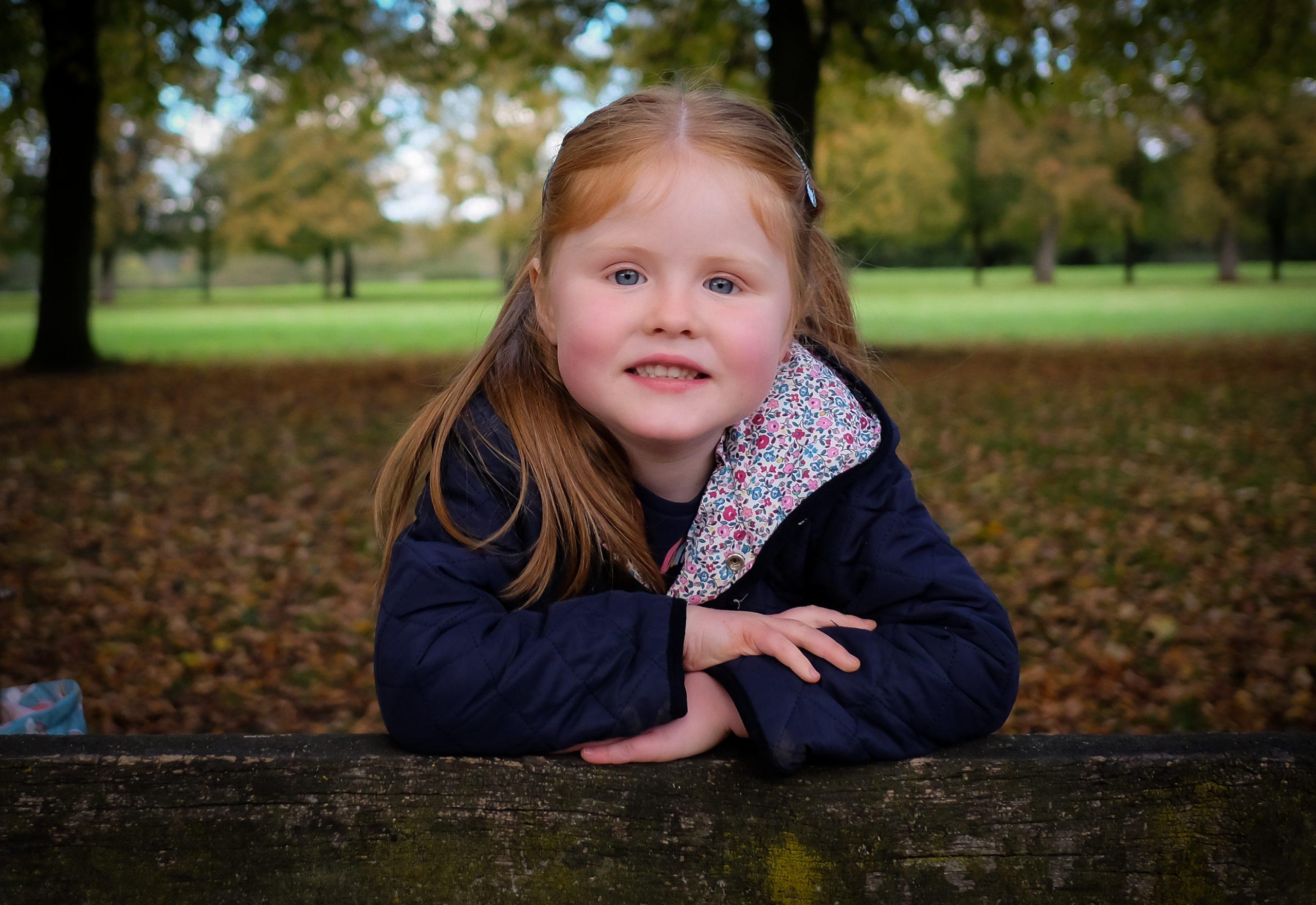 Child portrait Cheshire